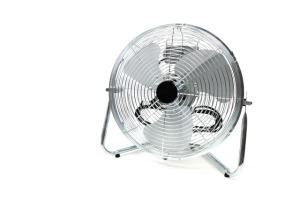 Ventilator Chrom
