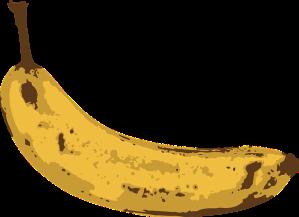Banane Wunder in der Warteschleife