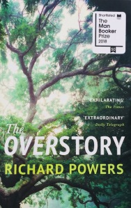 The Overstory Title Richard Powers